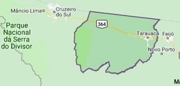 Tremor de terra de magnitude 6,8 na escala Richter é registrado na região de Tarauacá, no Acre