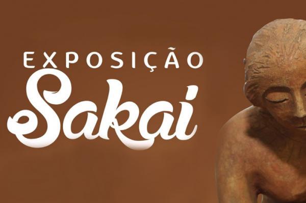 Exposição Sakai - Obras Raras do Mestre, foi prorrogada até 20 de janeiro, em Embu das Artes