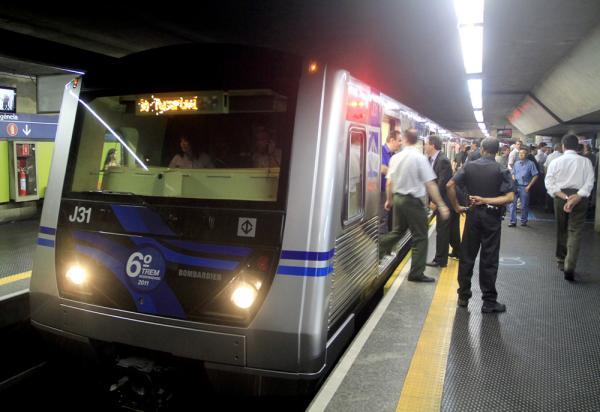 Metrô amplia funcionamento das novas estações da Linha 15-Prata