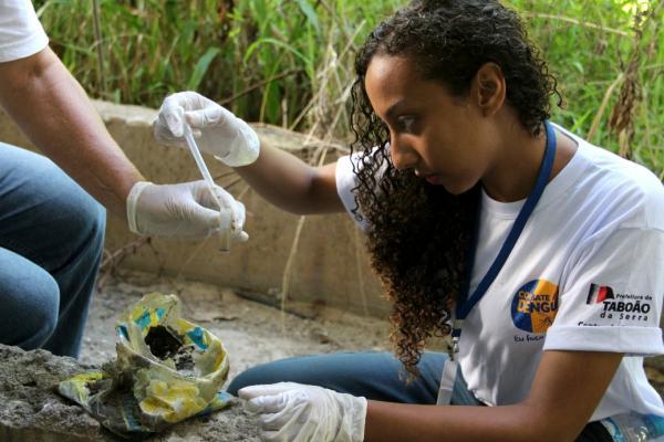 Taboão da Serra realiza Operação Verão contra mosquito da Dengue e escorpiões