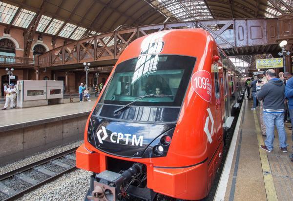 Trens da CPTM têm circulação alterada neste fim de semana,19 e 20